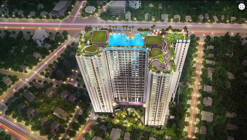 Căn hộ Lacosmo Residences Tân Bình