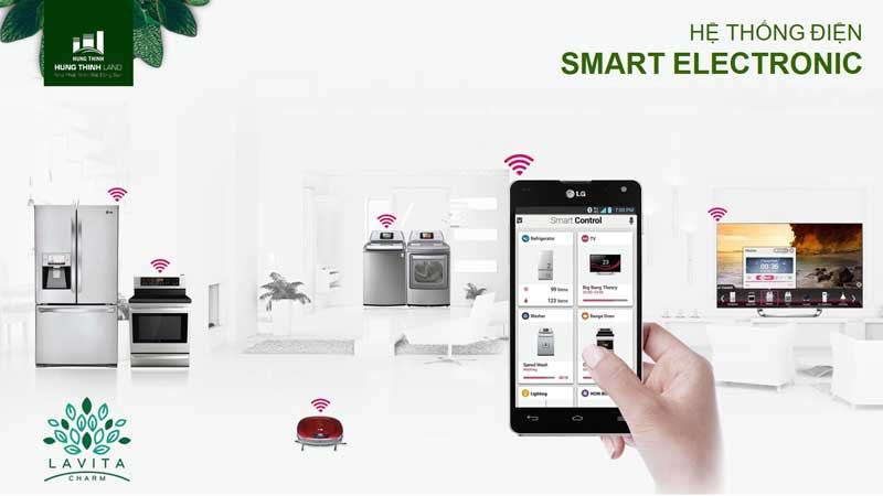 hệ thống smarthome