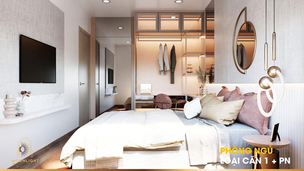 Nhà mẫu căn hộ Moonlight Centre Point
