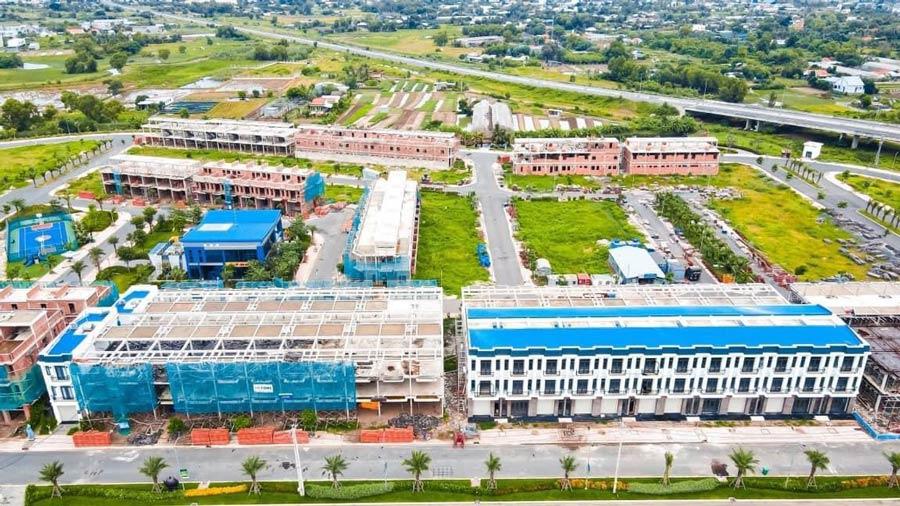 Tiến độ dự án The Sol City tháng 9/2021