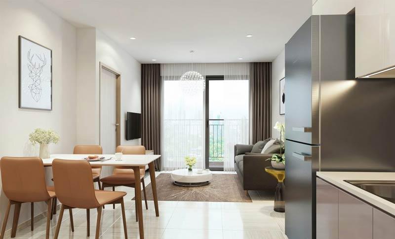 Tại sao giá căn hộ chung cư 1 phòng ngủ TP.HCM cao hơn căn 2-3 phòng ngủ?